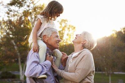 grandparent - custody